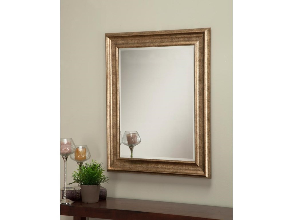 Martin Svensson Home MirrorsAntique Gold Wall Mirror