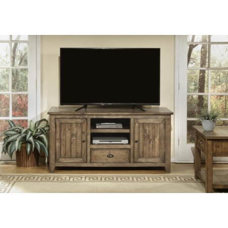 60 inch Entertainment Console