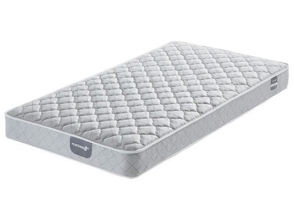Mattress 1st Queen Plush Innerspring Mattress