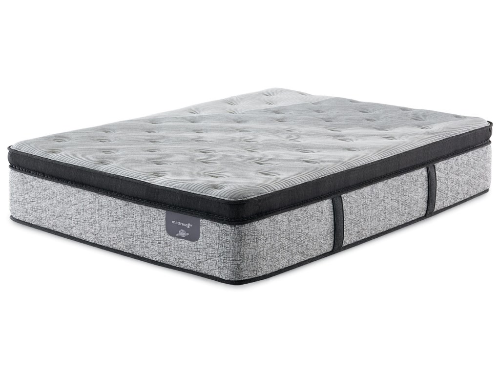 Mattress 1st Fountain Hills Lux FEPTHQueen Hybrid Mattress