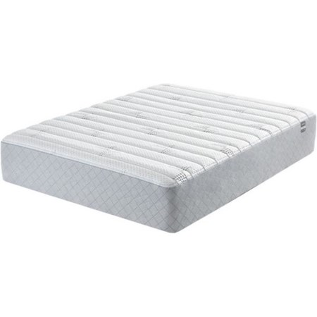 "Queen 15"" Plush Gel Memory Foam Mattress"