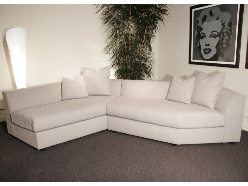 Max Home 2H202 Piece Sectional