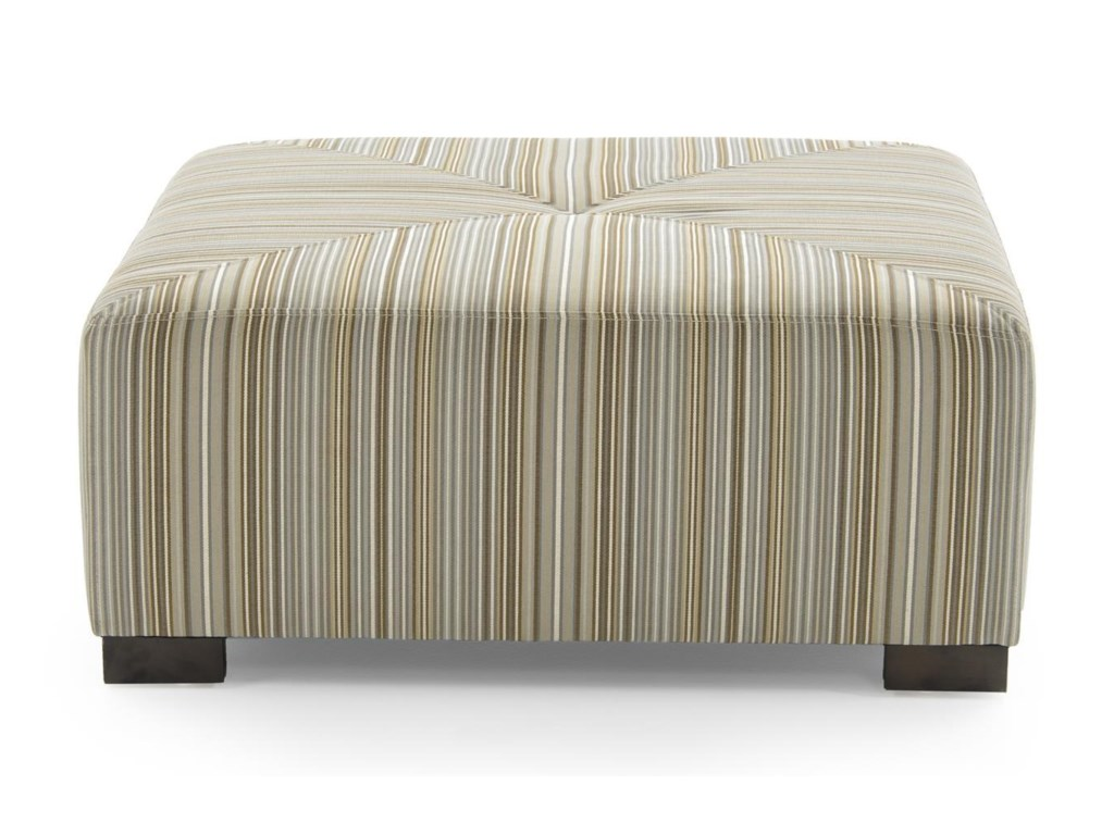 Max Home 52XU-CBSSquare Cocktail Ottoman