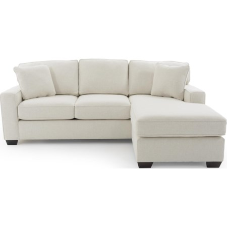 Sleeper Sofa with Removable Chaise
