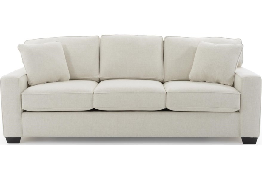 Max Home Bermuda 9jh6 A Sx Cream Sofa