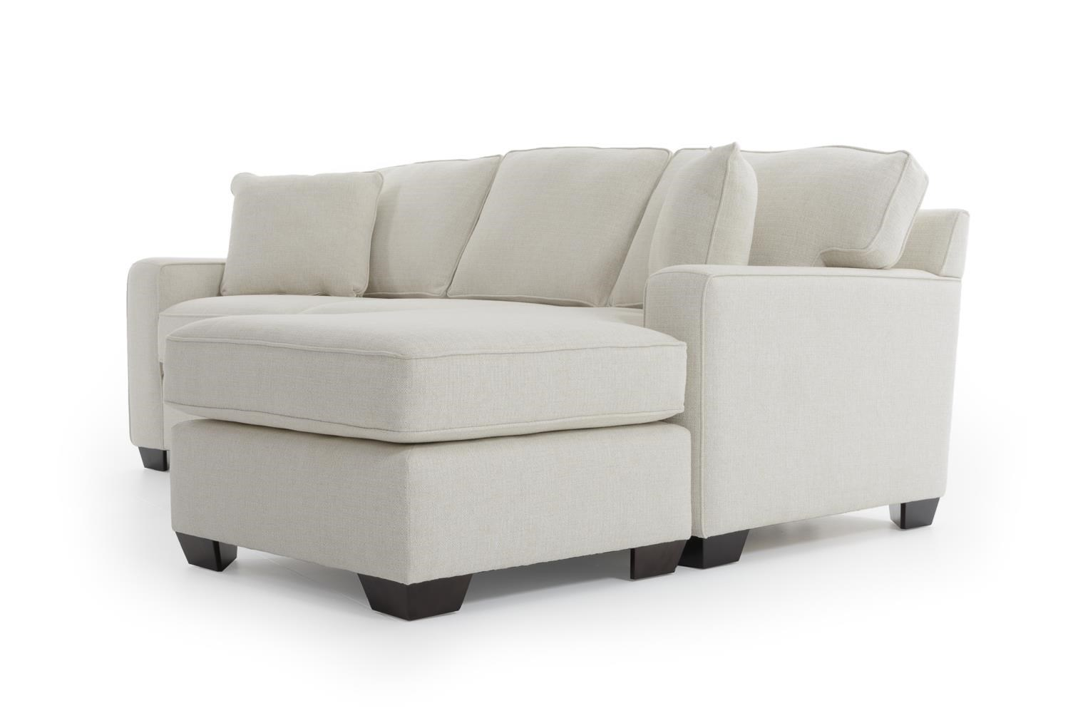 ... Max Home BermudaSofa With Removable Chaise ...