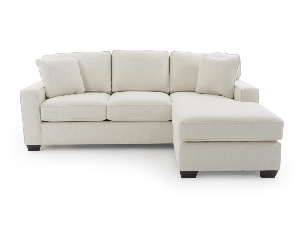 Max Home BermudaSofa with Removable Chaise