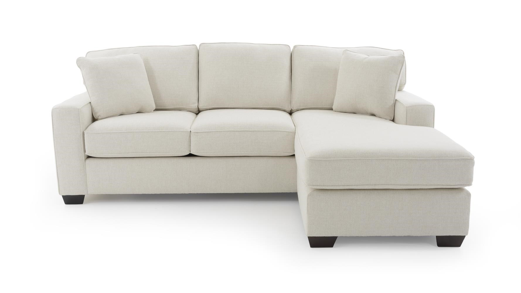 Merveilleux Max Home BermudaSofa With Removable Chaise ...