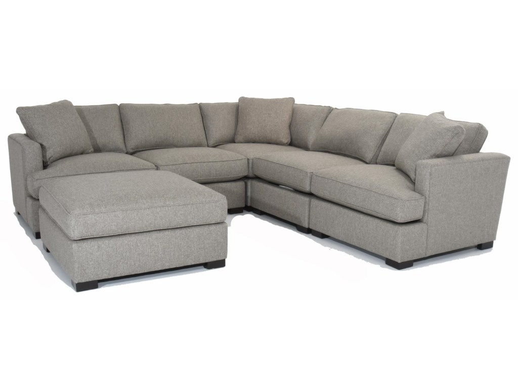 Max Home WellesleyModular Sectional Sofa