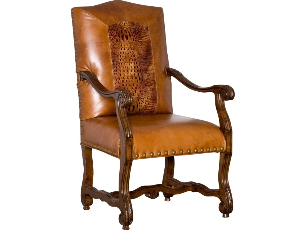Mayo 106Traditional Upholstered Chair