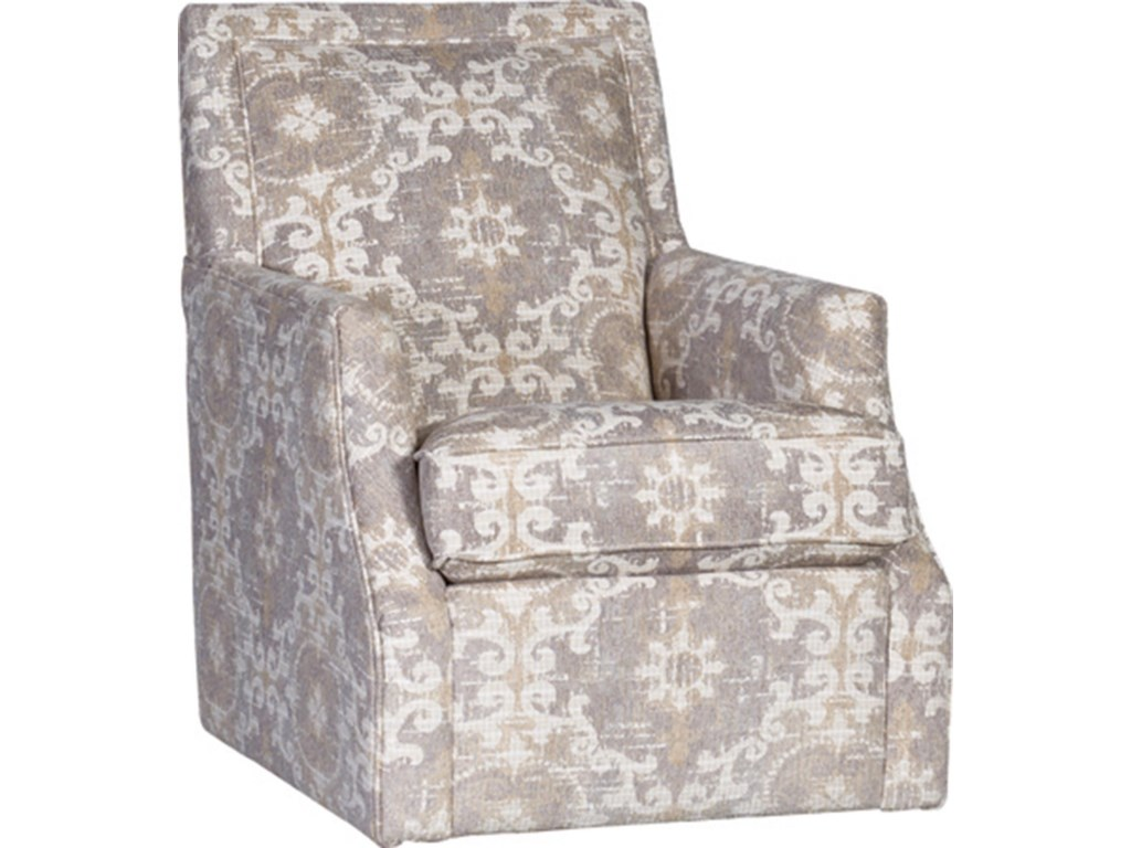 Mayo Bennington DoveSwivel Chair