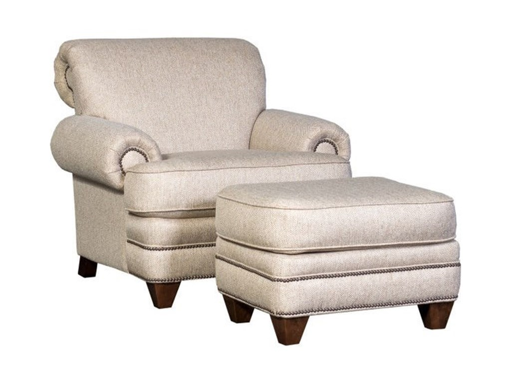 Mayo 2377Chair and Ottoman Set