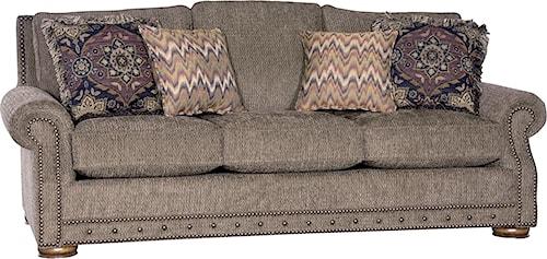 Mayo 2900 Traditional Sofa with Low Bun Feet