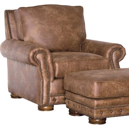 Mayo 2900 Rolled Arm Chair