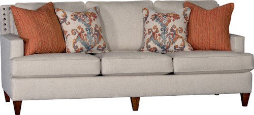 Mayo 3030 Sofa with Oversize Nailhead Trim