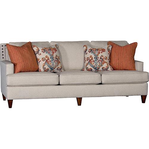 Mayo 3030 Sofa with Oversize Nailhead Trim