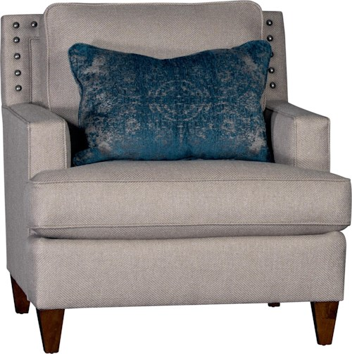 Mayo 3030 Chair with Oversize Nailhead Trim