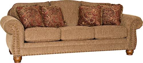 Mayo 318 Traditional 3-Seat Stationary Sofa