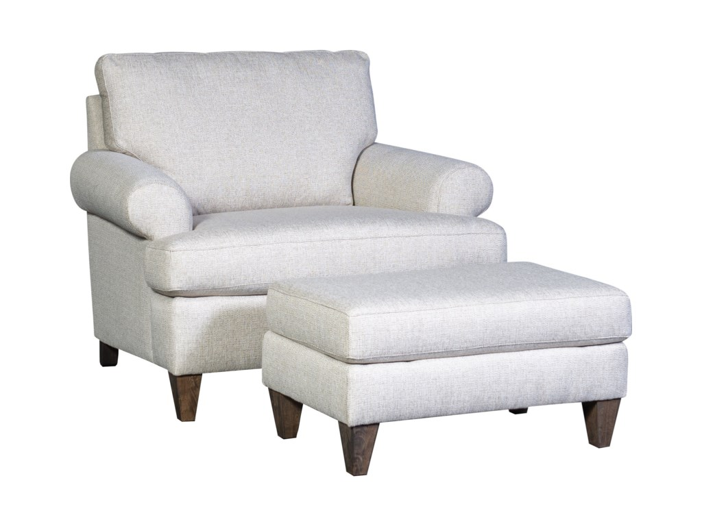 Mayo 3270Chair and Ottoman