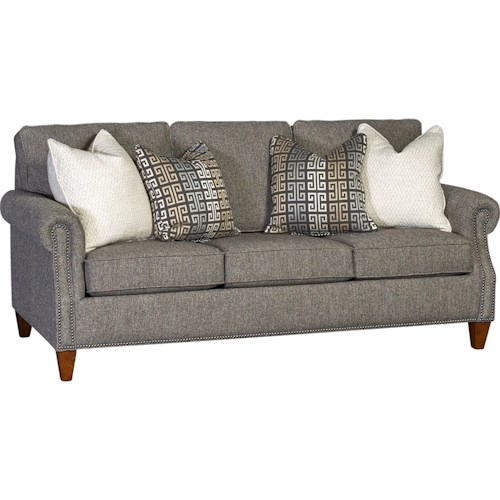 Mayo 3311 Transitional Sofa