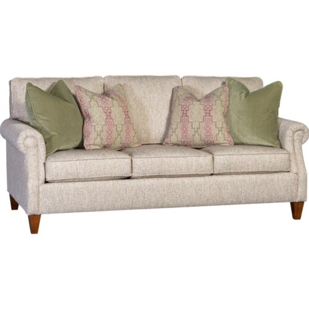 Transitional Sofa