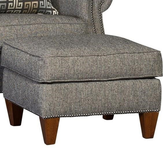 Mayo 3311Transitional Ottoman