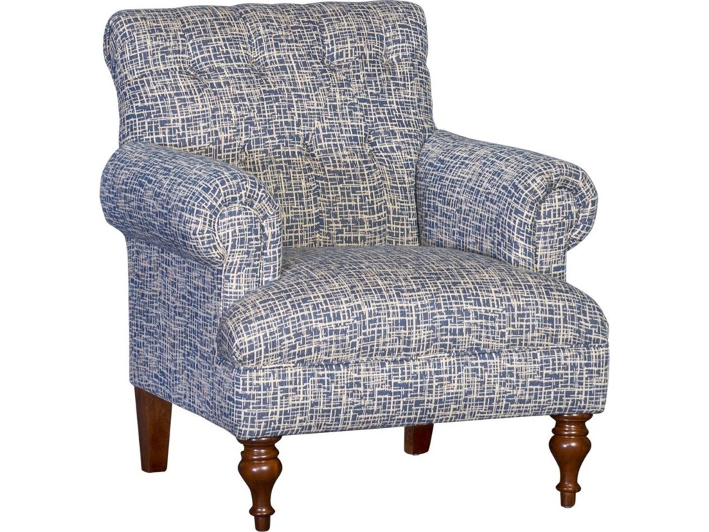 Mayo 3419Tufted Back Chair