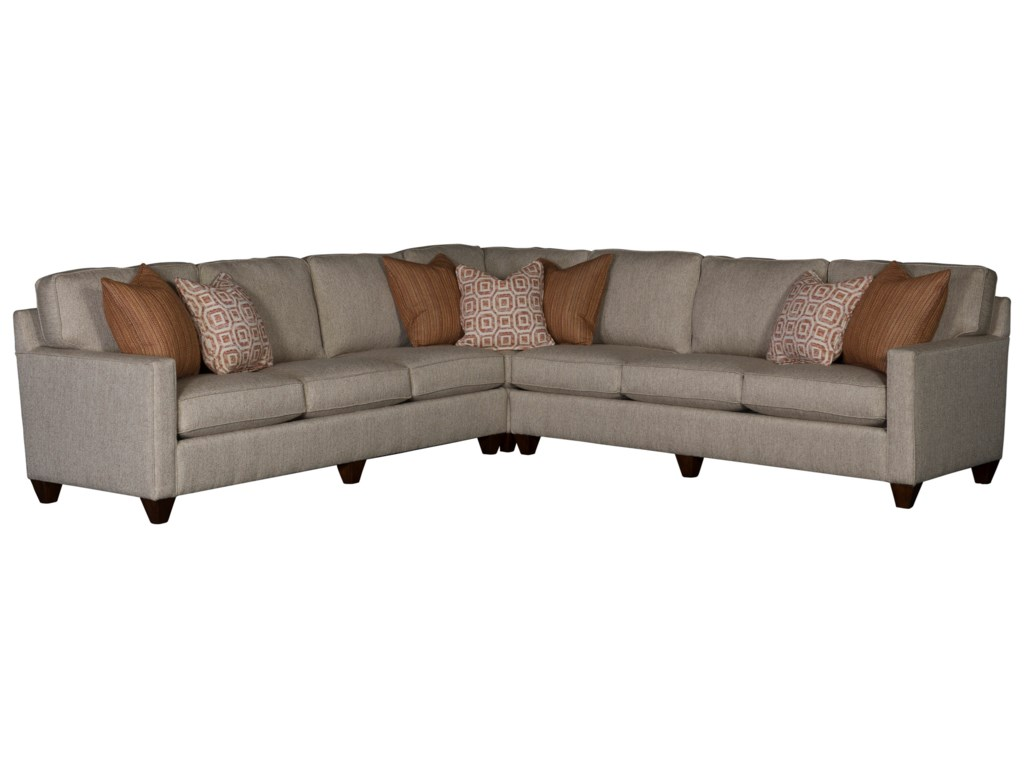 Mayo 3830Sectional Sofa with 6 Seats