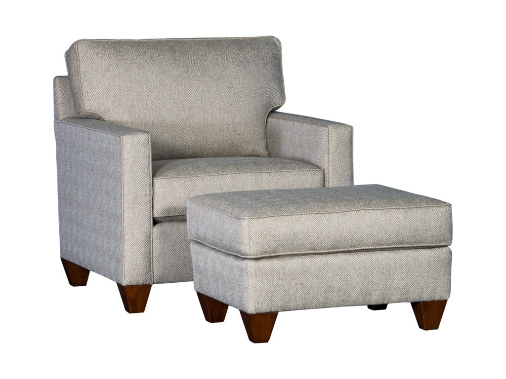 Mayo 3830Chair and Ottoman