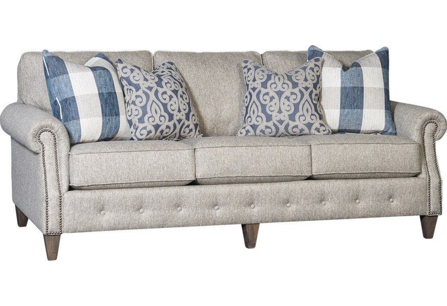 Mayo 4040 Transitional Sofa Zak S