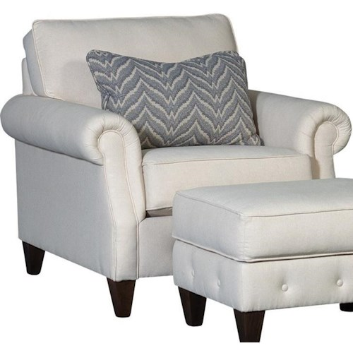 Mayo 4040 Transitional Chair