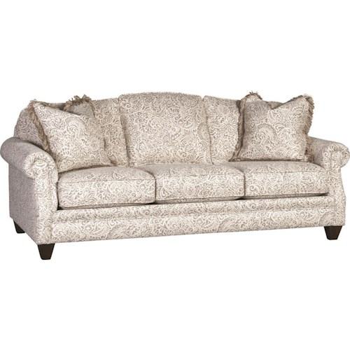 Mayo 4290 Traditional Styled Sofa