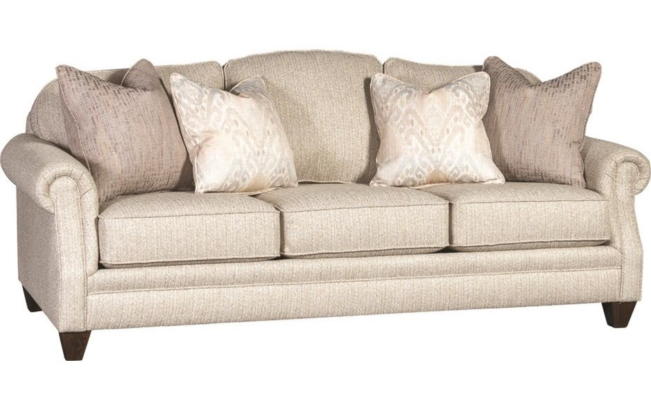 Mayo 4290Traditional Styled Sofa