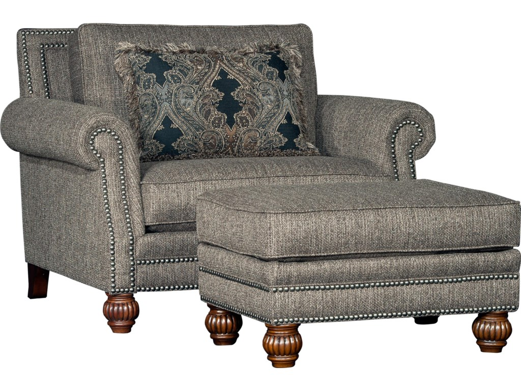 Mayo 4300 MayoTraditional Ottoman