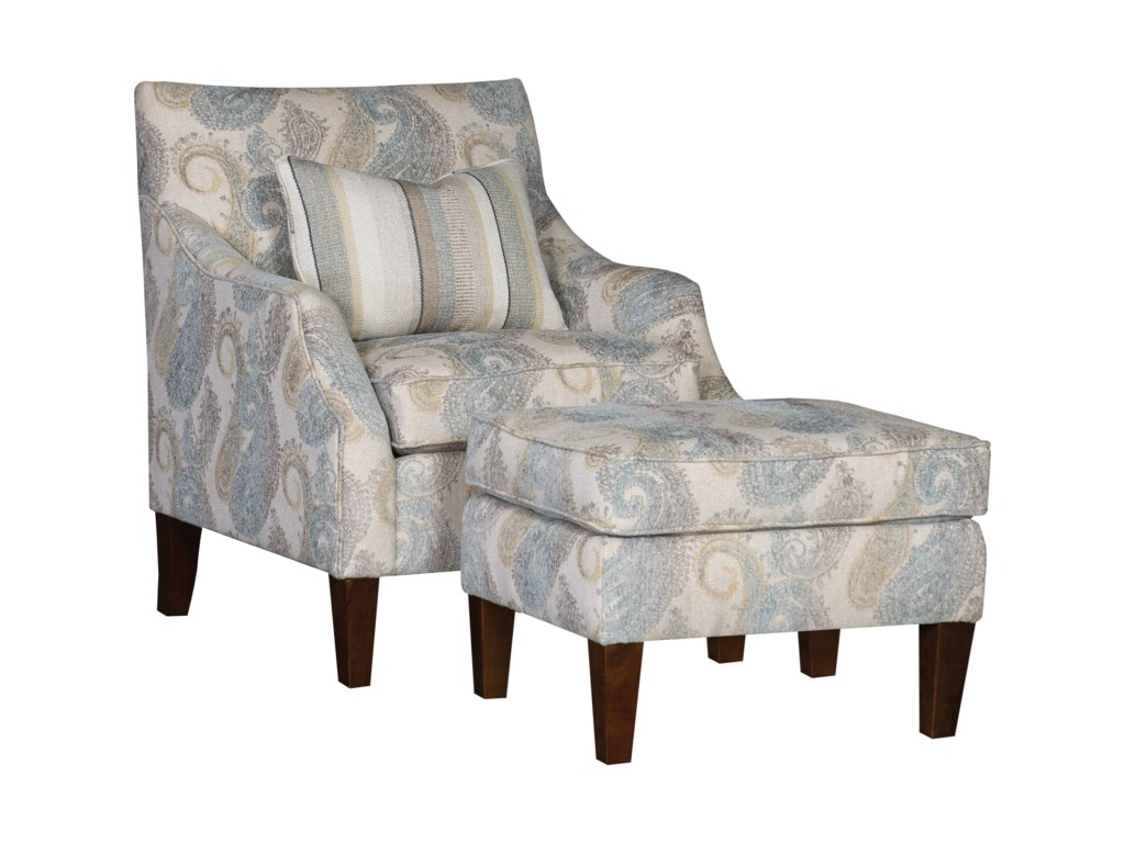 Mayo 4360Contemporary Chair