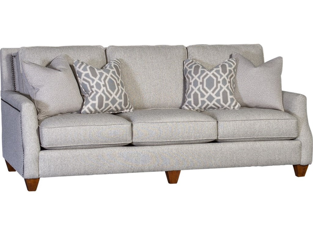 Mayo 6200Sofa with Nail Heads