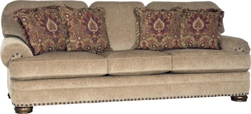 Mayo 3620 Traditional Stationary Sofa