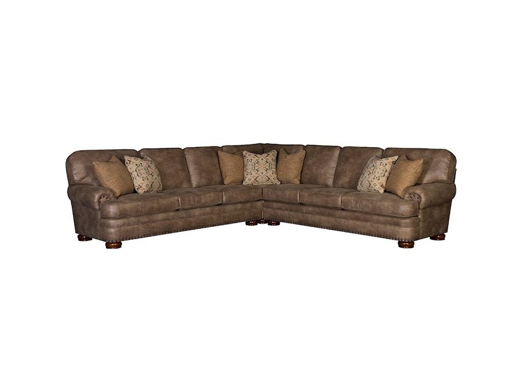 Mayo 36206 Seat Sectional Sofa