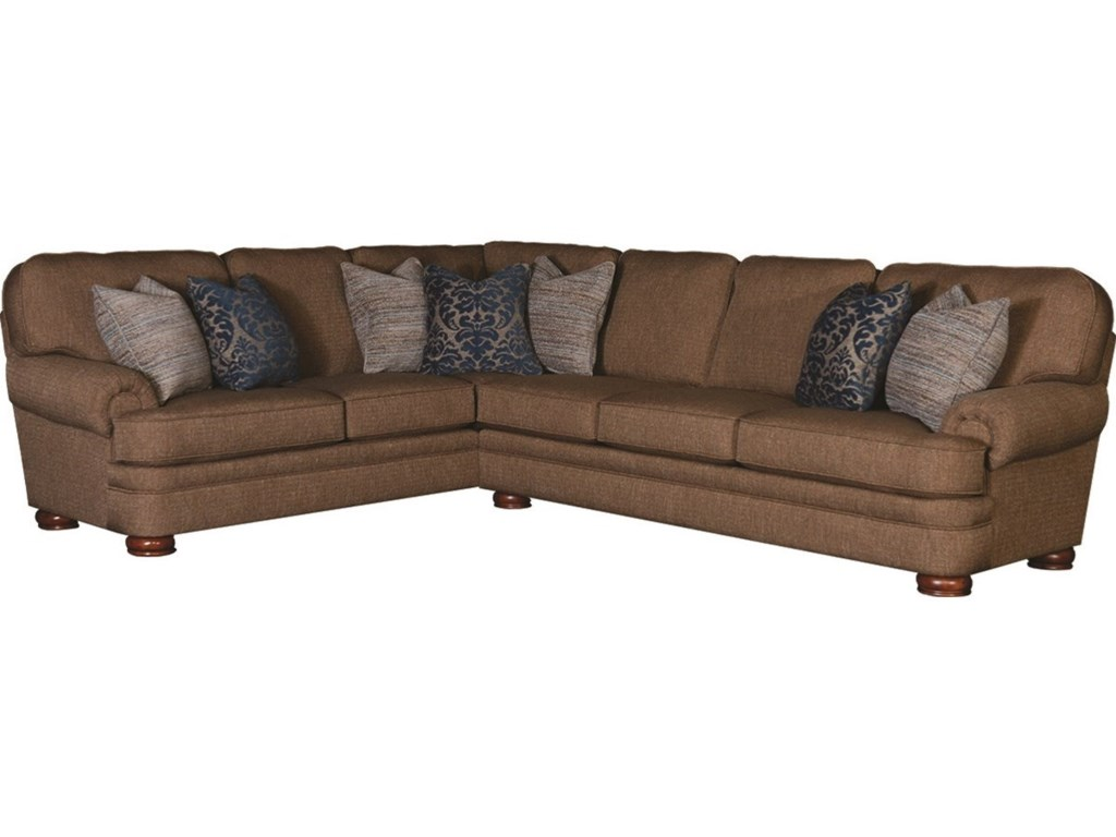 Mayo 3620Five Seat Sectional Sofa