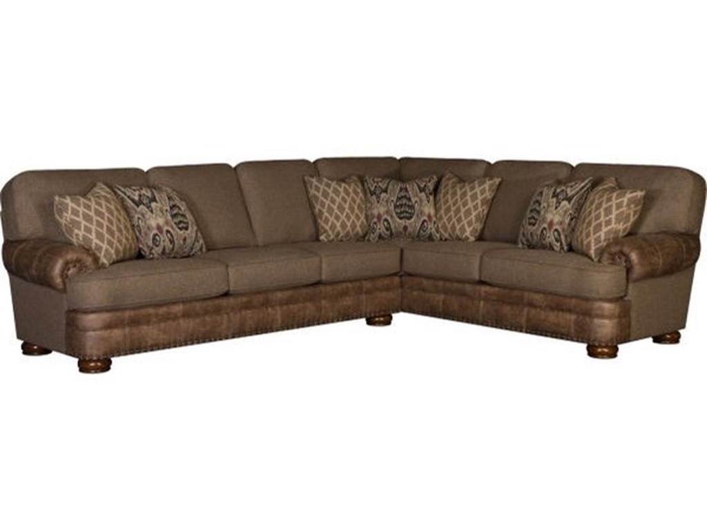 Mayo 36202-Piece Sectional Sofa
