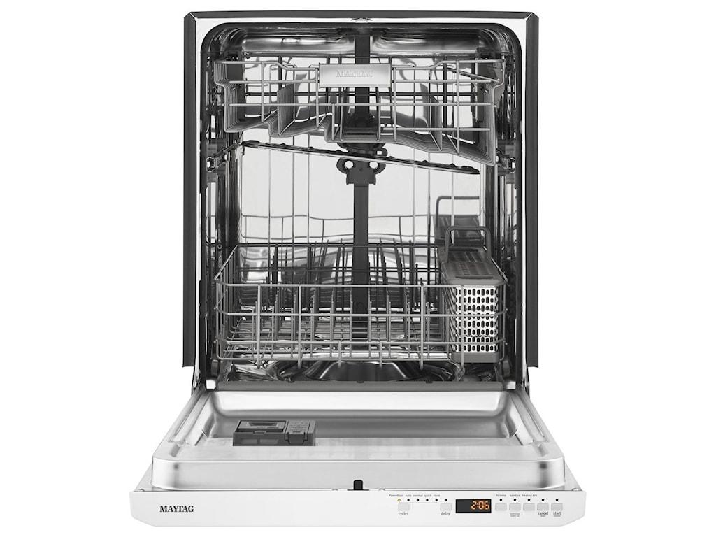 Maytag Dishwashers24- Inch Wide Top Control Dish Washer