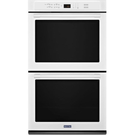 """27"""" Wide Double Wall Oven - 8.6 Cu. Ft."""