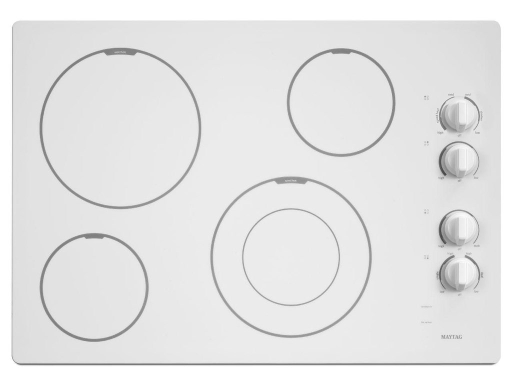 Maytag Electric Cooktops30-inch Electric Cooktop