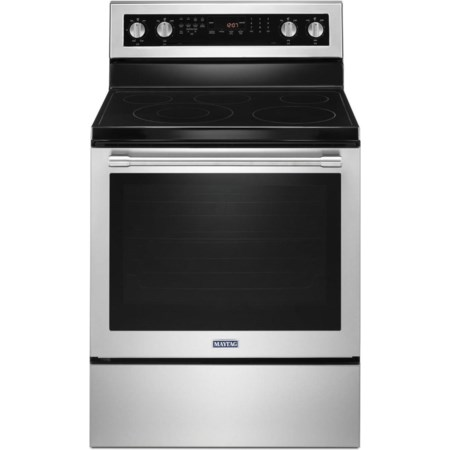 30-Inch Wide Electric Range