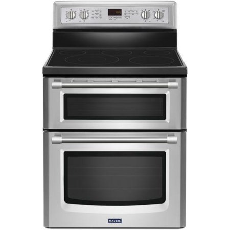 Double Oven Electric Stove