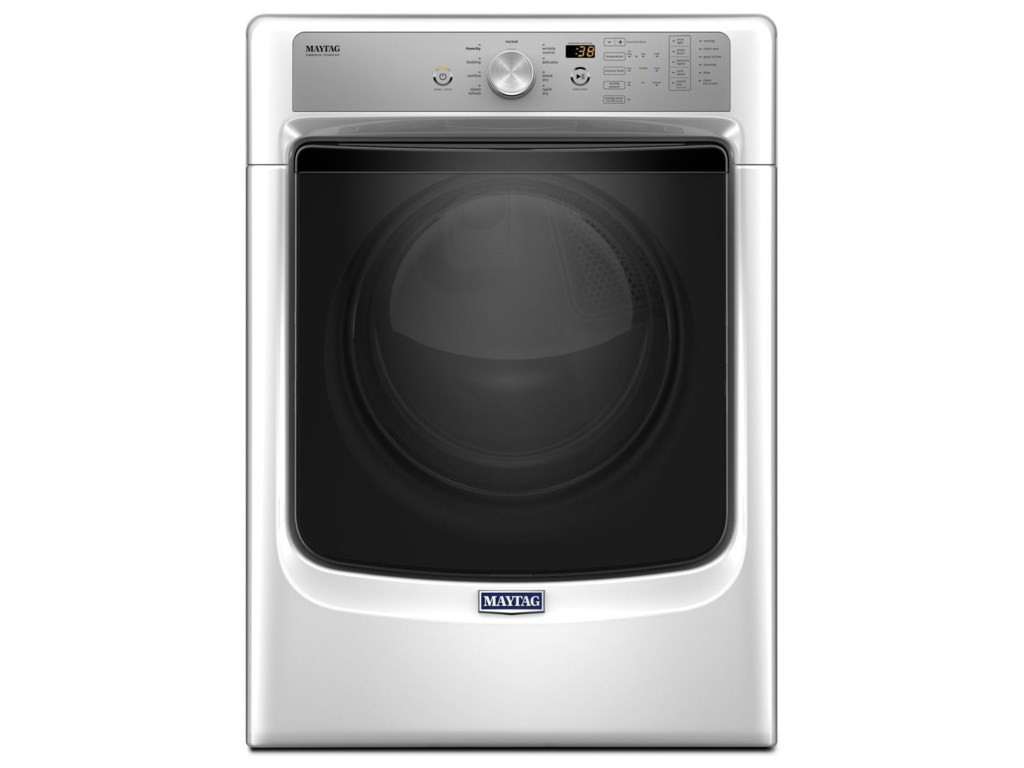 Maytag Front Load Electric Dryers7.4 Cu. Ft. Large Capacity Dryer