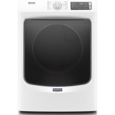 7.3 cu. ft.  Front Load Electric Dryer