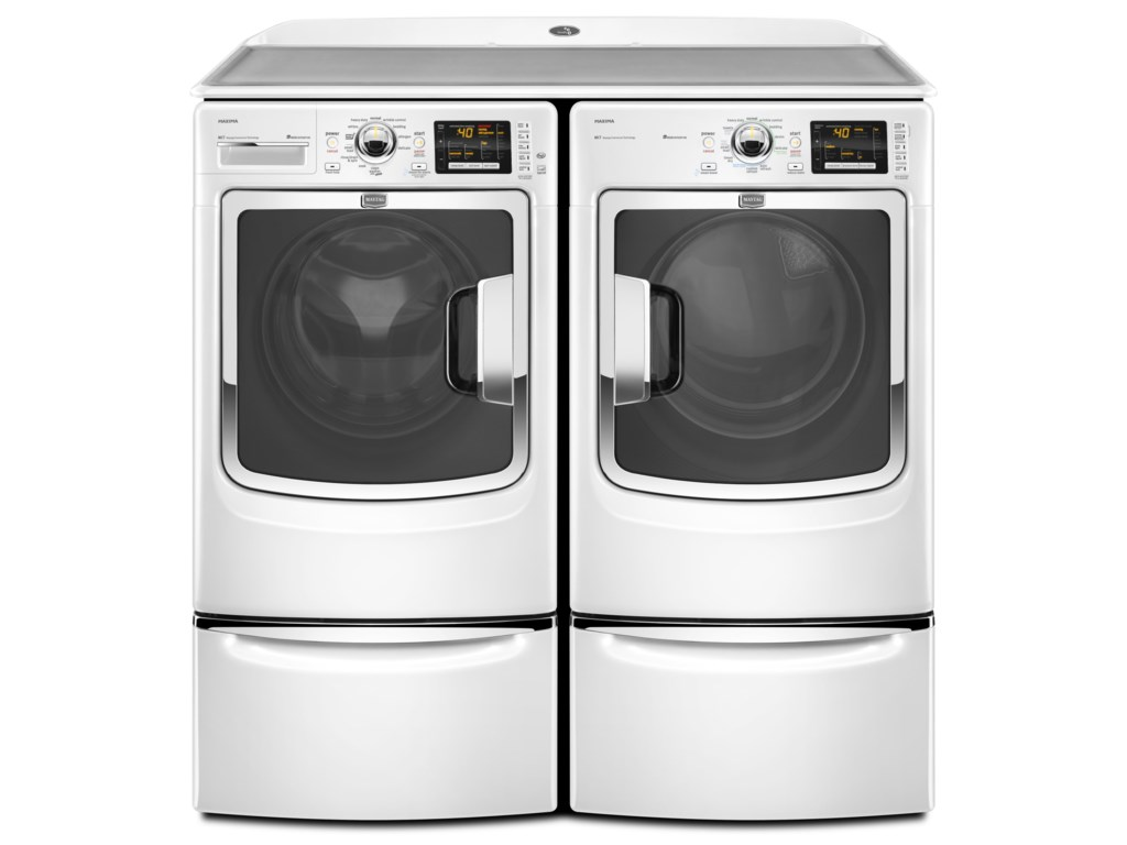 Shown with Coordinating Washer, Optional Pedestals, and WorkSurface