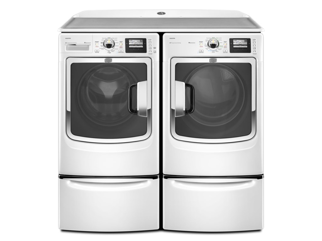Shown with Coordinating Washer, Optional Pedestals and WorkSurface