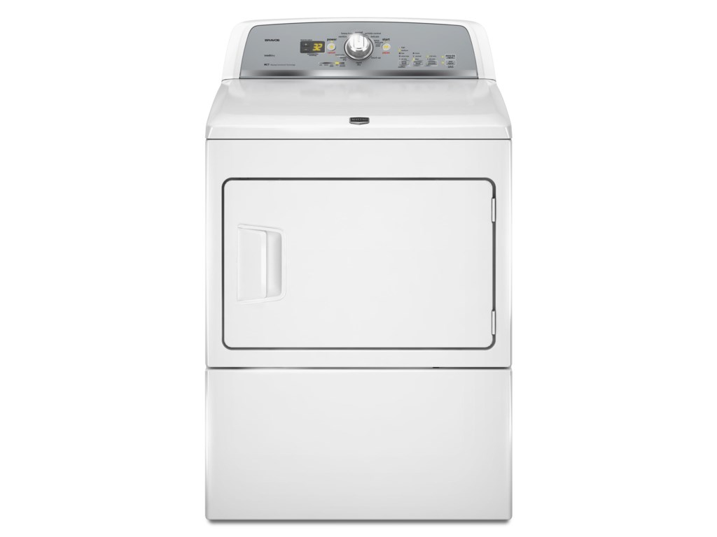 Maytag Gas Dryers7.4 Cu. Ft. Front-Load Gas Dryer
